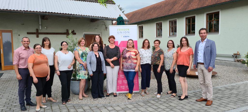 Gründung Frauenunion 2021